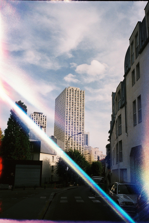 Thomas Portevin     Design     Photography    Paris Sequence